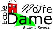 Ecole Notre Dame  de Belloy sur Somme